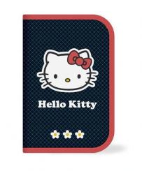 Penál jednopatrový Hello Kitty retro